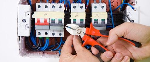 Elektrotechniek repareren